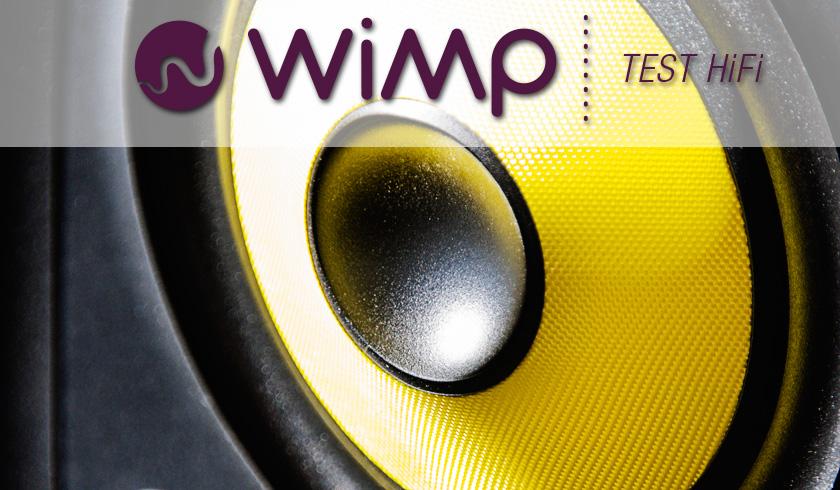 Wimp i jego test HiFi