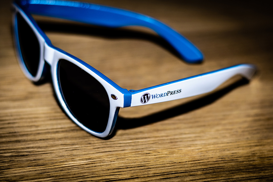 WordPress Sunglasses