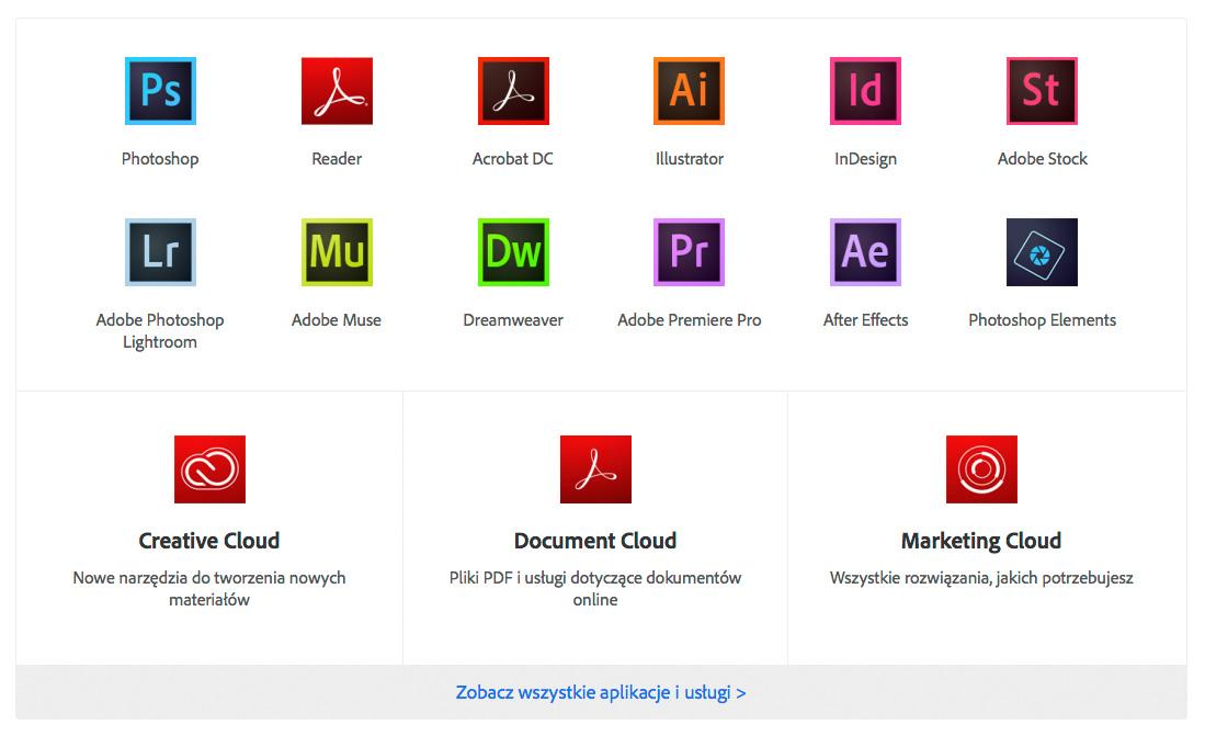 Adobe CC 2016