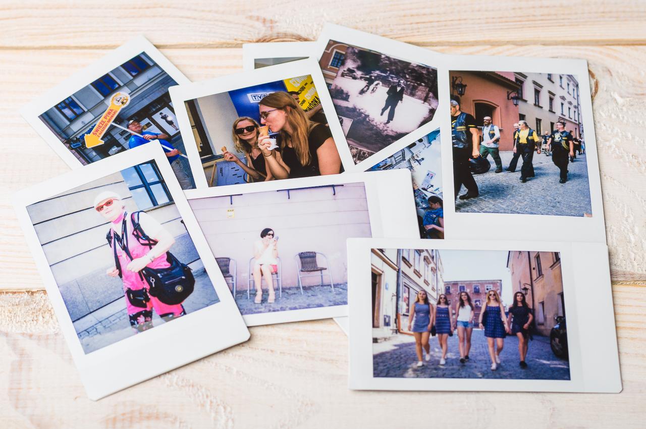 Workshop BZ WBK Press Photo with Fujifilm Instax